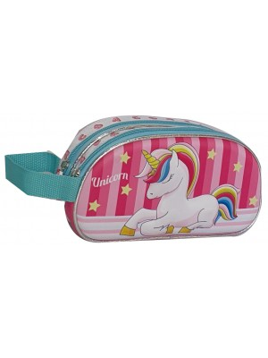 Canopla doble frente de eva 3d con vivo brilloso UNICORN 04104483