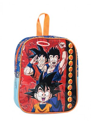 "Mochila 10.5""  DRAGON BALL 02103637"