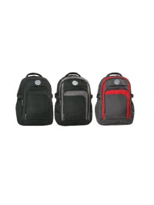 "Mochila 18"" super premium c/ portanotebook SIX 02103661"