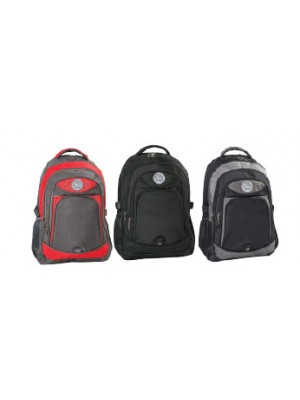 "Mochila 19"" super premium c/ portanotebook SIX 02103664"