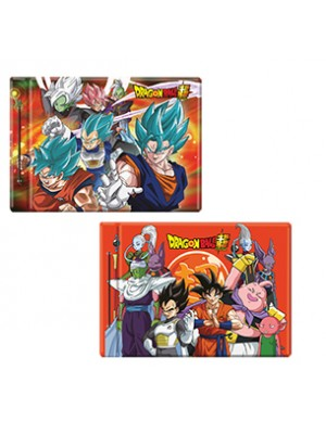 Carpeta Nº5 cartone con laca sectorizada DRAGON BALL 01204451
