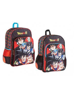 "Mochila 18""  DRAGON BALL 02104341"