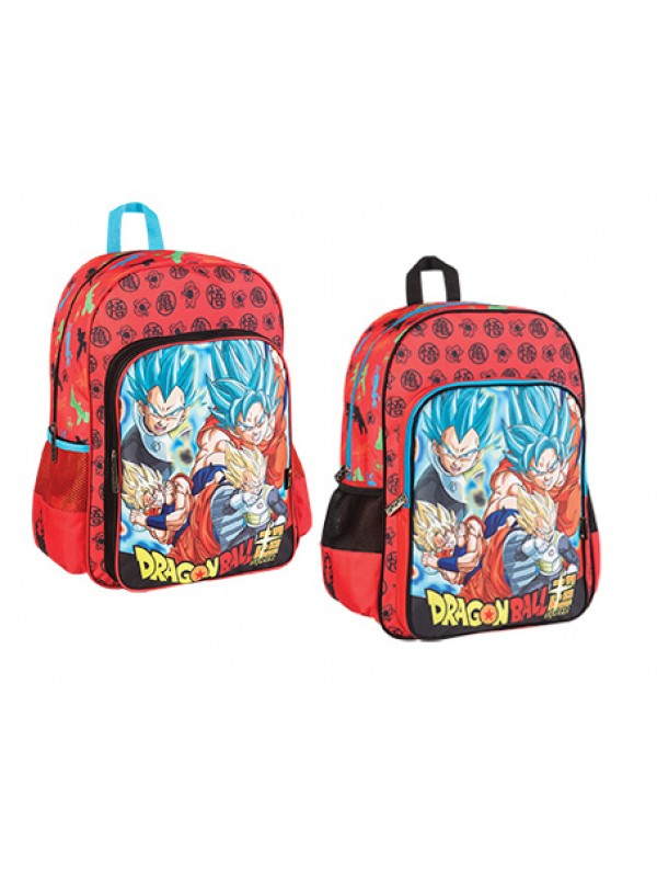 "Mochila 18""  DRAGON BALL 02104342"