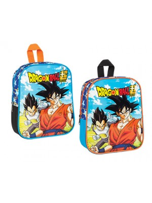 "Mochila 10.5""  DRAGON BALL 02104347"