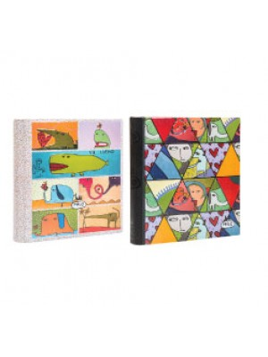 Carpeta 3x40 cartoné con laca sectorizada y relieve MILO LOCKETT 01203436