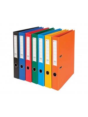 Bibliorato OF lomo 4.5 (angosto) amarillo 01400956