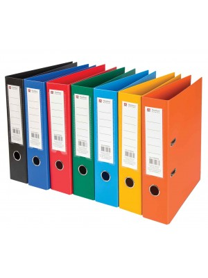 Bibliorato A4 lomo 7.5 (ancho) naranja 01400936