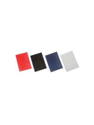 Carpeta con vaina A4 negra DATABASE 01400782